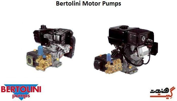موتور پمپ پیستونی برتولینی