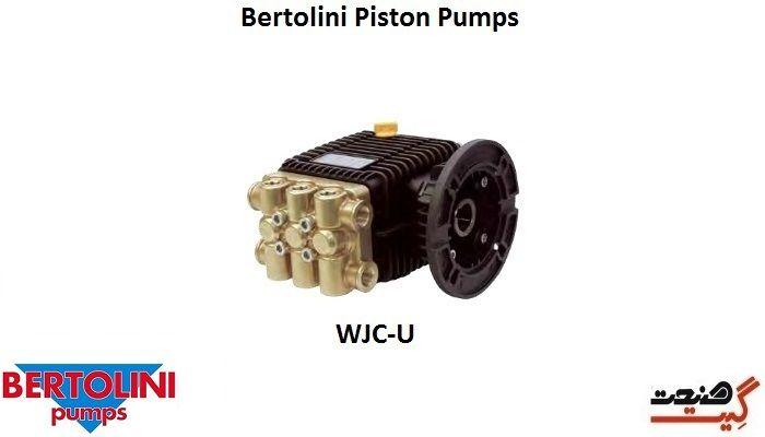 پمپ پیستونی برتولینی مدل WJC-U