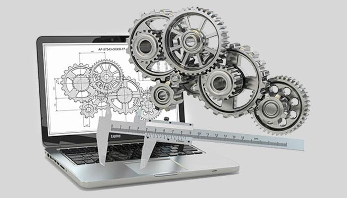 بخش طراحی سیستم های صنعتی صفحه اصلی گیت صنعت