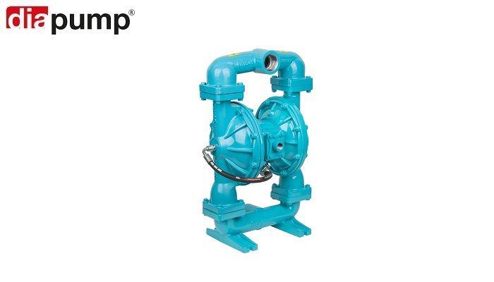 High-Pressure-Diapump