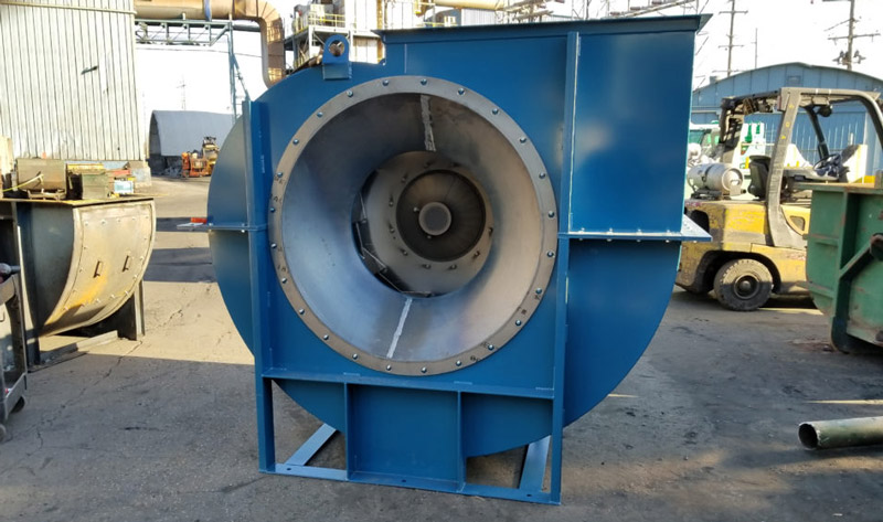 تولید کننده هواکش سانتریفیوژ بزرگ و فن سانتریفیوژ کوچک